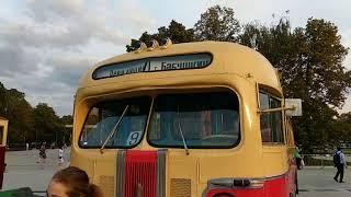Советские автобусы-троллейбусы. На чем ездили в СССР?