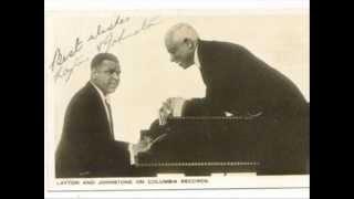 Who? - Layton and Johnstone, 1926