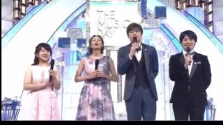 嵐  Daylight&Iseek&新曲Power of the Paradise(THE  MUSICDAY)