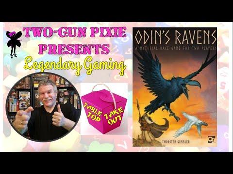 Tabletop Takeout 003 - Odin's Ravens by Osprey Games