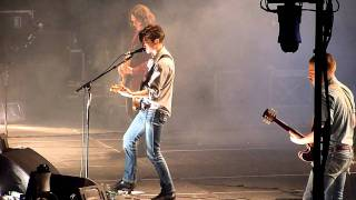 Arctic Monkeys - Dance Little Liar (live@London O2 - 29 october 2011)
