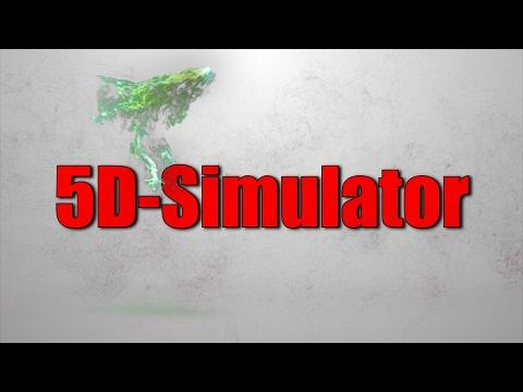 VR 5D Simulator