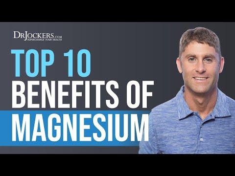 Video 10 Surprising Benefits of Magnesium