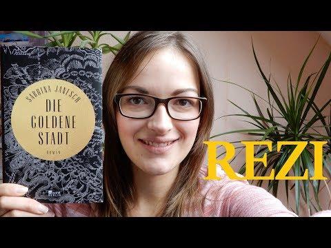 """[REZI] - Sabrina Janesch """"Die goldene Stadt""""   Der wahre Entdecker von Machu Picchu"""