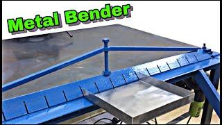 DIY Sheet Metal Bender - Diy Projects