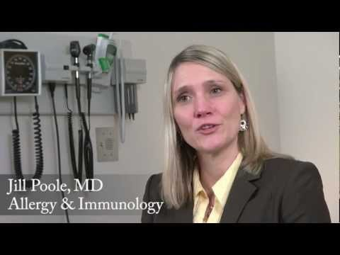 Dr. Jill Poole, Allergy And Immunology