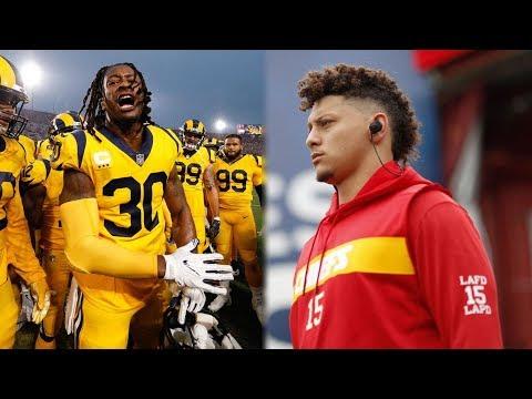 Chiefs vs. Rams Week 11 Highlights | Game of the Year | 2018 NFL Season (60FPS)