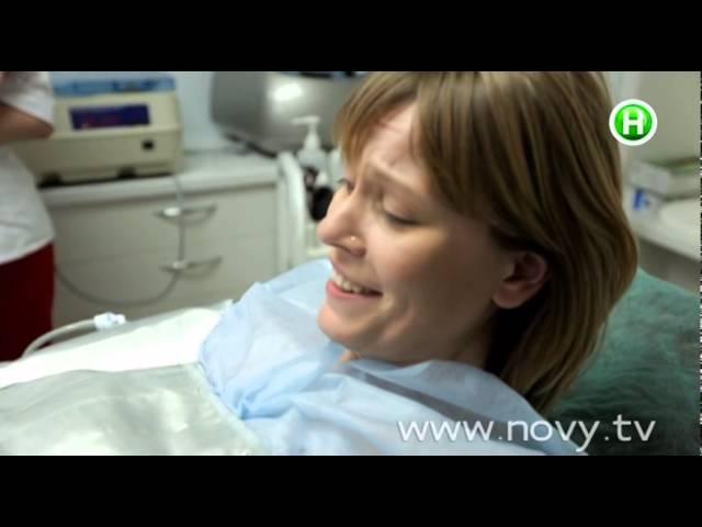 Телеканал 'Новый канал'. Прессотерапия