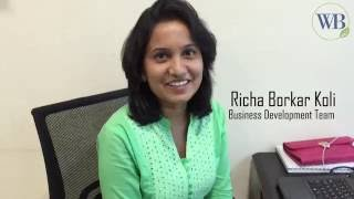 WB Team Speak – Richa Borkar Koli