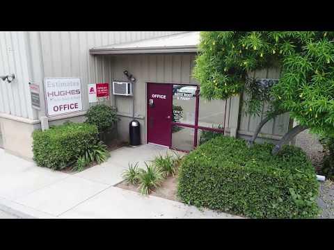Hughes Auto Body and Paint Santa Barbara Goleta