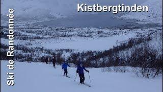 Ski de randonnée - îles Lofoten : Kistbergtinden