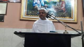 """Taittiriya Upanishad"" Day 01    27 Feb 2017"