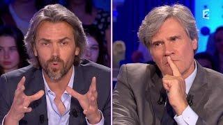 """Stéphane Le Foll à Aymeric Caron:""""Je n"""