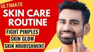 ULTIMATE Skin Care Routine for Natural Skin Glow & Nourishment (Men & Women)