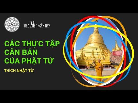 Các thực tập căn bản của Phật tử (7/3/2013)