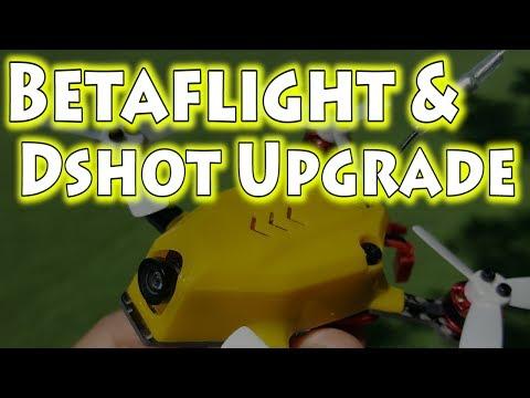 KingKong 95GT Betaflight Upgrade Guide