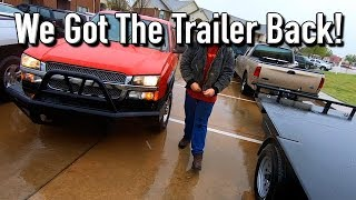 We Found the Thieves and Got my Trailer Back! THANK YOU!