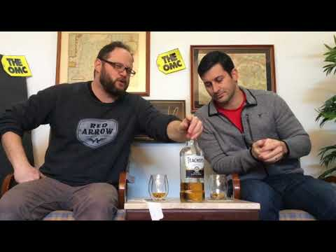 Teachers Highland Cream Blended Scotch Whisky Review