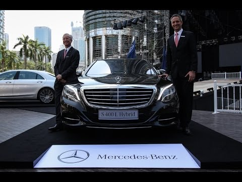 Mercedes-Benz S-Class W222 launch in Malaysia - AutoBuzz.my
