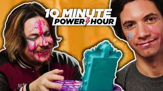 Magical Manic Makeup Monday - 10 Minute Power Hour