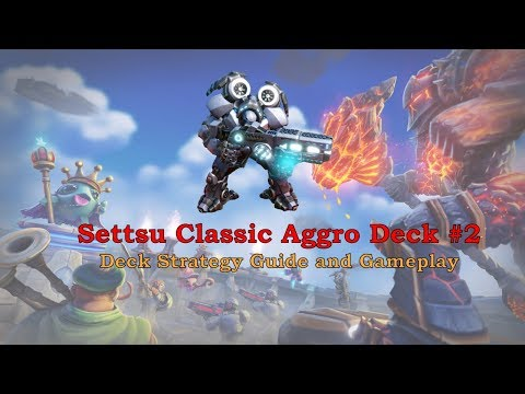 Minion Masters Settsu Aggro Deck Strategy Guide and Gameplay