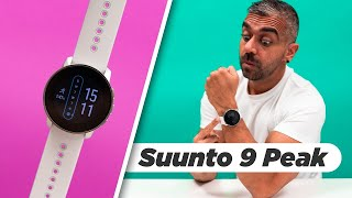 Suunto 9 Peak: Best 2021 Fitness Watch?