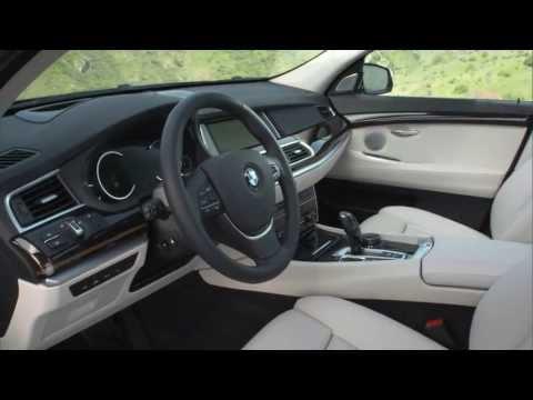 2014 New BMW 5 Series GT HD Gran Turismo Interior Detail Commercial Carjam TV HD