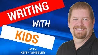 How to Write and Self-publish Books with Kids