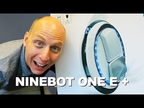 Ninebot Plus Electric Unicycle! (BEST GIFT EVER!!!)