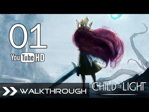 child of light xbox one trailer
