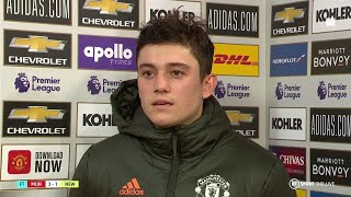 """""""I kind of lost my way"""" Dan James on turn in form and confidence after 3-1 win over Newcastle"""