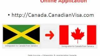 Canada Immigration - Jamaica to Canada  - Canadian Visa Services