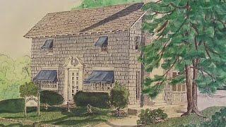 History of the Weaver House in Ozark, Missouri