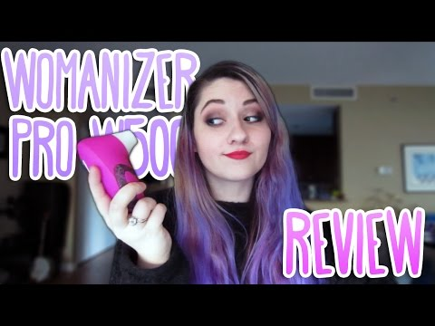 Womanizer Pro W500 | Sex Toy Review
