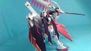 1/100 MG Crossbone Gundam X-1 Full Cloth Review