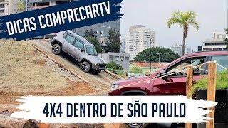 Arena Jeep - 4x4 dentro de São Paulo