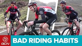 4 Bad Cycling Habits   How To Look More Pro On A Bike