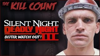 Silent Night, Deadly Night 3: Better Watch Out! (1989) KILL COUNT