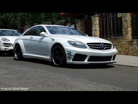 Mercedes-Benz Prior Design CL 63 AMG V2 Widebody