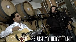ONE ON ONE: Los Lonely Boys - It's Just My Heart Talking' March 11th, 2015 City Winery New York