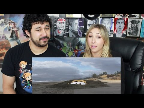 CARS 3 TRAILER #1 REACTION & REVIEW!!!