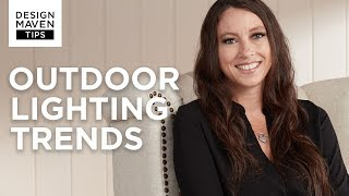 Outdoor Lighting Trends