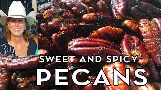 Sweet And Spicy Pecan Recipe – Oven Roasted Pecans