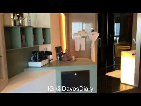 W Hotel Dubai – Marvelous Room @DayosDiary