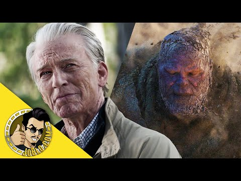 Movie Endings Explained   Avengers Endgame