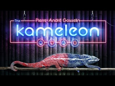 THE KAMELEON by Pierre-André