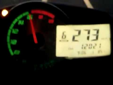 2018 Kawasaki Zx6r 636 Top Speed Run (MPH) - смотреть онлайн на Hah Life