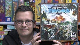 Champions of Midgard (Corax Games) - ab 10 Jahre - Spiele-offensive bzw. Spieleschmiede Projekt