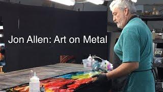 Jon Allen: Metal Art