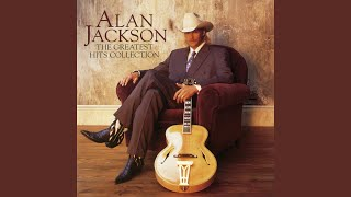 Alan Jackson - I'll Try (Audio)
